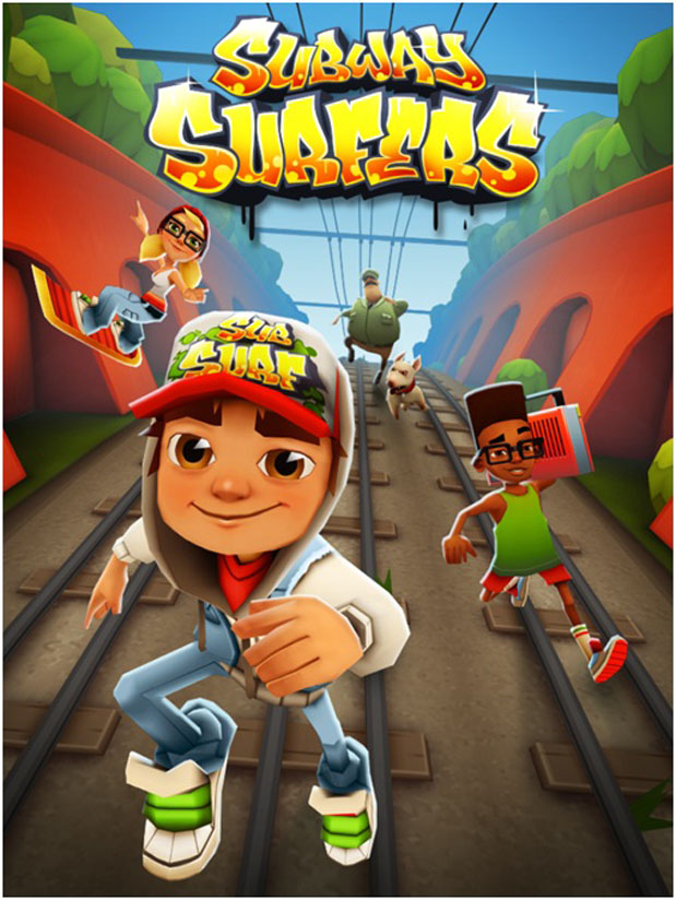 Subway Surfers 3: Vector - Full Version Game Download