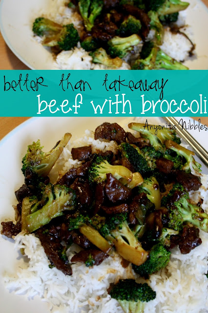 Gluten-Free Better than Takeaway Beef with Broccoli