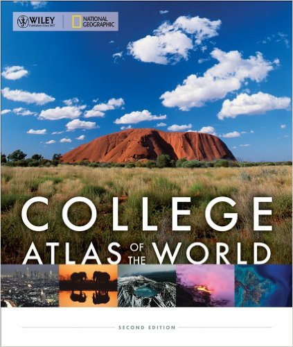 Wiley & National Geographic College Atlas of the World