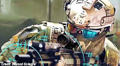 SUPER SOLDIERS: Merging Human Beings and Machines