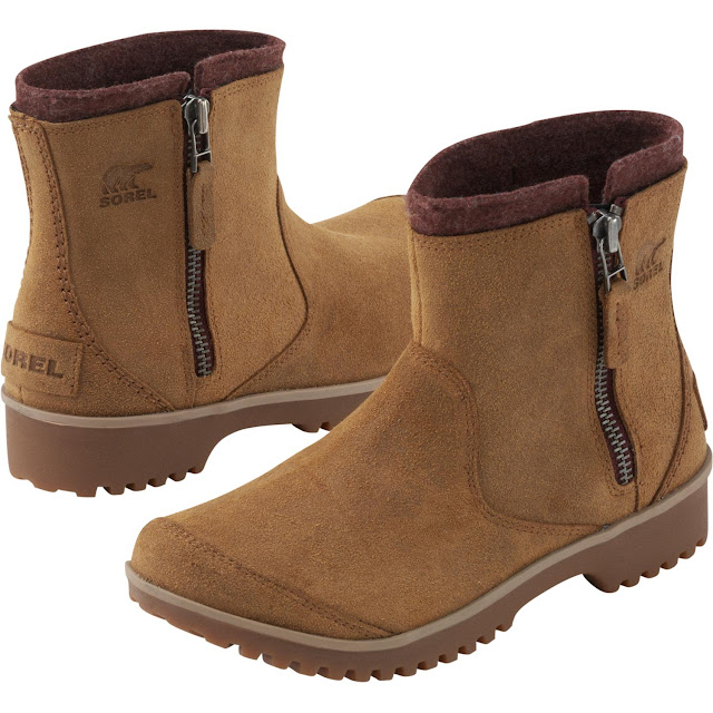 Amazon: Sorel Meadow Zip-Up Boots only $29 (reg $120) + free shipping!