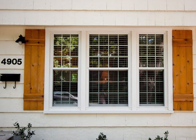 Diy Wood Shutters Julie Blanner Entertaining Amp Home