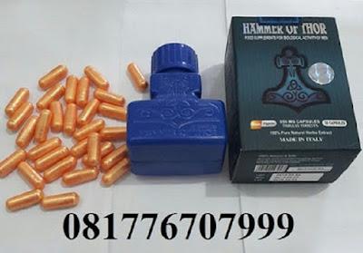 Agen Hammer Of Thor Asli di Bangka Belitung 081776707999