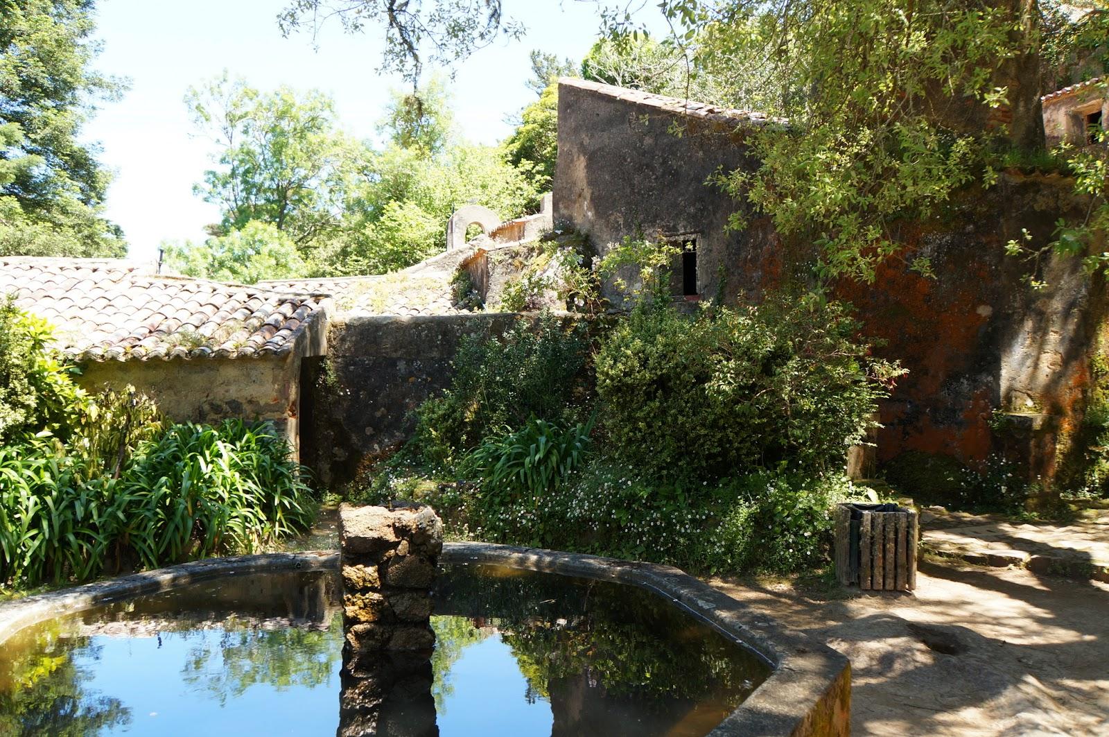 Convento dos Capuchos - Portugal