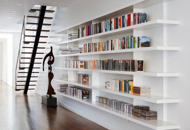 ไอเดียแต่งห้องหนังสือ