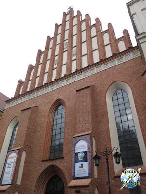 Catedral de San Juan de Varsovia