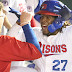 Guerrero Jr. homers again, Bisons fall to Stripers, 9-5