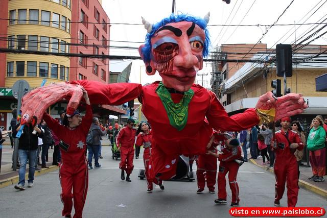 Con Carnavales en Mirasol, Alerce y Costanera celebrarán Aniversario N°167 de Puerto Montt