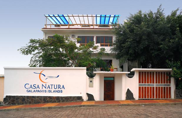 Hoteles en Galápagos Santa Cruz Hotel Casa Natura