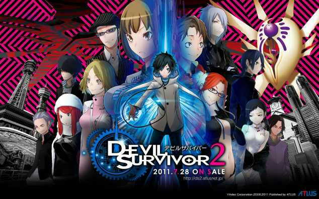 Devil Survivor 2 The Animation BD Batch Subtitle Indonesia