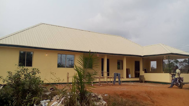 Abia House Of Rep Member, Uko Nkole Rehabilitates Health Care Centers' In His Constituency [PHOTOS]