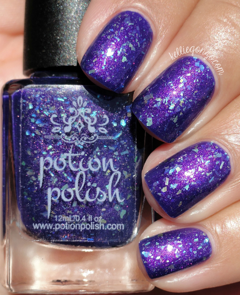 Potion Polish Manhattan Skyline