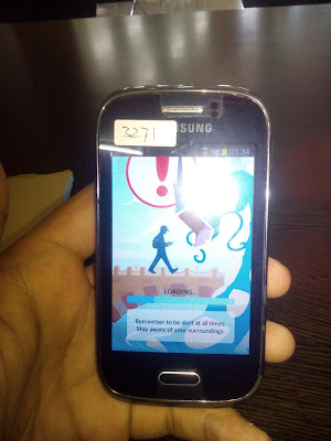 Cara Bermain Pokemon Go Di Andoid Jelly Bean