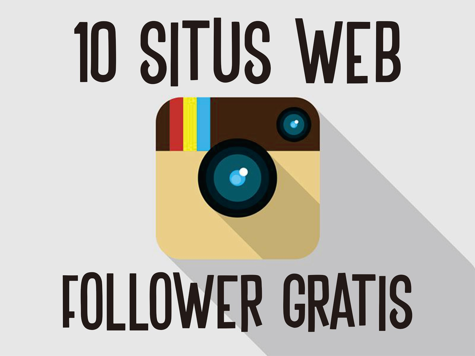 10 Situs Web Auto Like & Followers Instagram 2018 Gratis