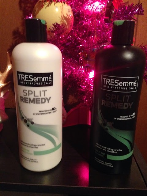 TRESemme Review | Blogmas Day 4!