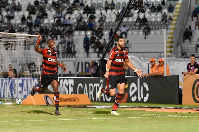 Bom começo para o Flamengo