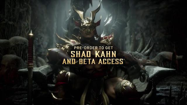 Mortal Kombat 11 Release Date Announced