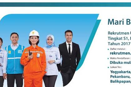 Lowongan Kerja Pekanbaru : PT. Perusahaan Listrik Negara (PLN) Februari 2017