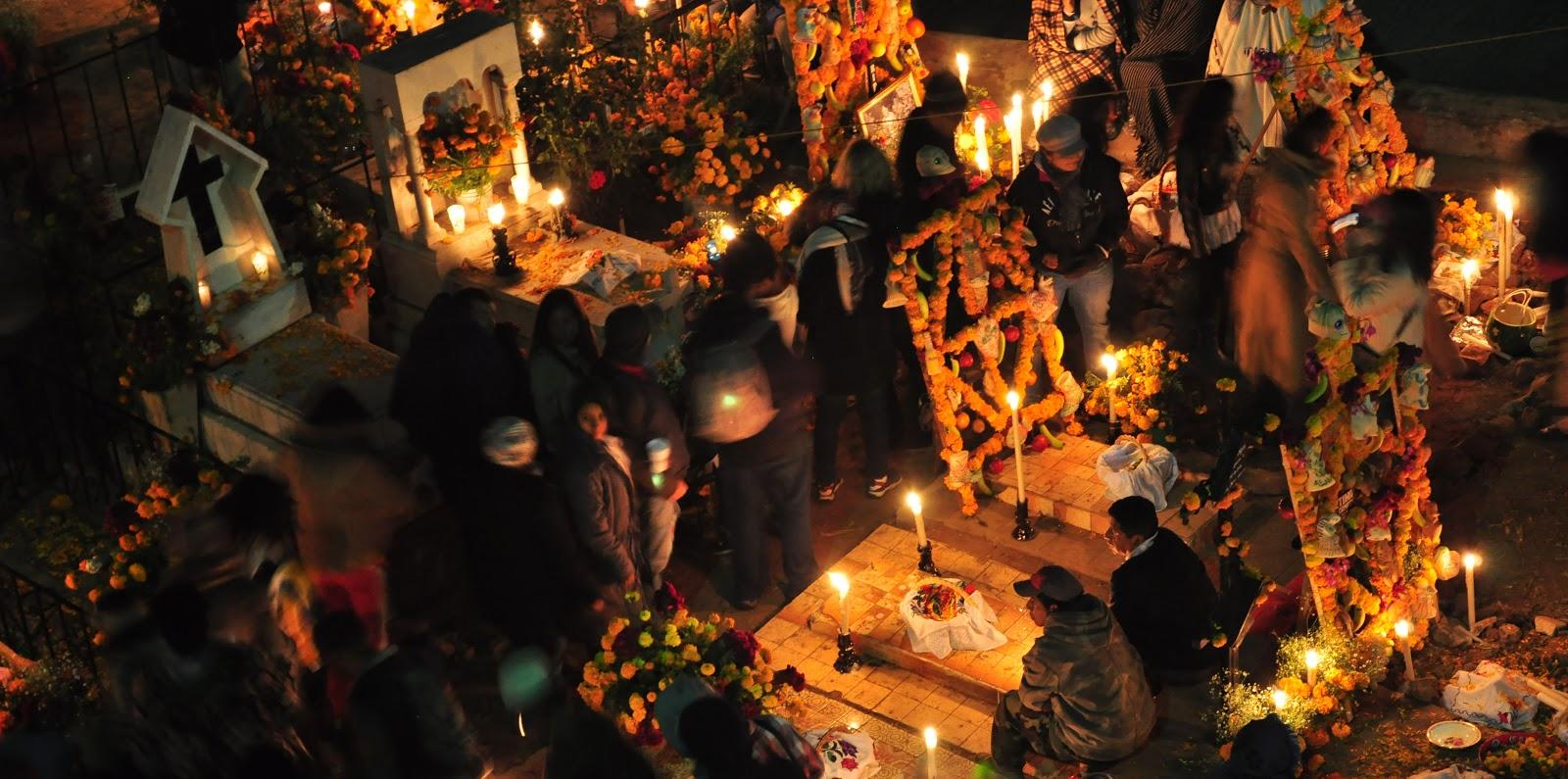 Día De Muertos En Pátzcuaro Vive La Magia De Las: TURISMO MEXIQUENSE: VECINOS. PÁTZCUARO, Arte Y Tradición