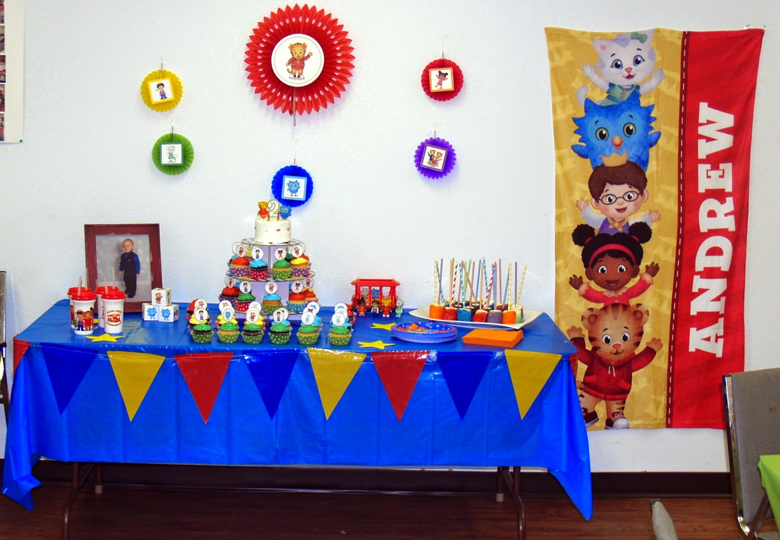 The Big Daniel Tiger Birthday Party Part I