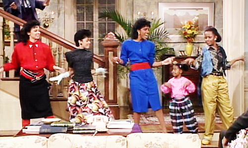 22+ Last Minute Halloween Costumes You Can Buy At a Thrift Store the cosby show clair denise huxtable