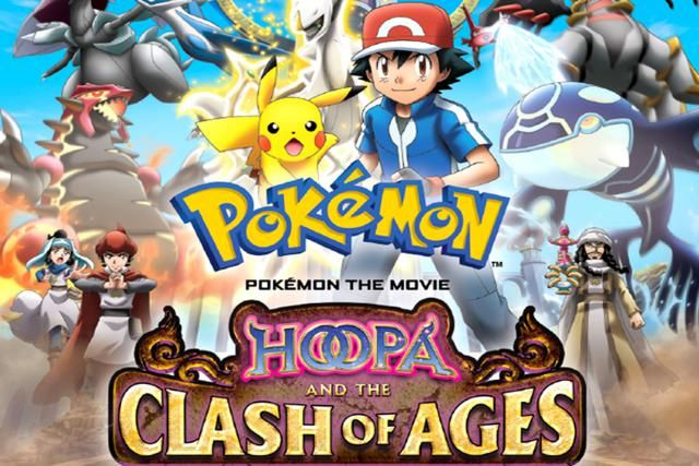 Download video Pokemon the Movie - Hoopa and the Clash of Ages (2015), fakta dan fotonya