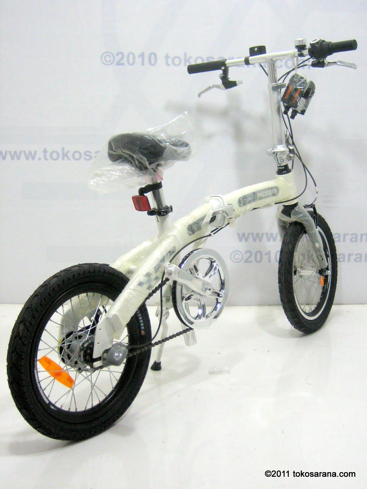 tokosarana™ | Mahasarana Sukses™: Sepeda Lipat UNITED NORM
