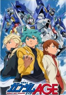 Mobile Suit Gundam AGE BD Batch Sub Indo