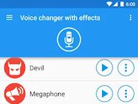 Unik, Cara Kirim Voice Note atau Pesan Suara Dengan Efek Suara Aneh