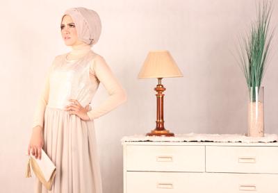 Trend Warna Pastel Fashion Baju Muslim Terbaru