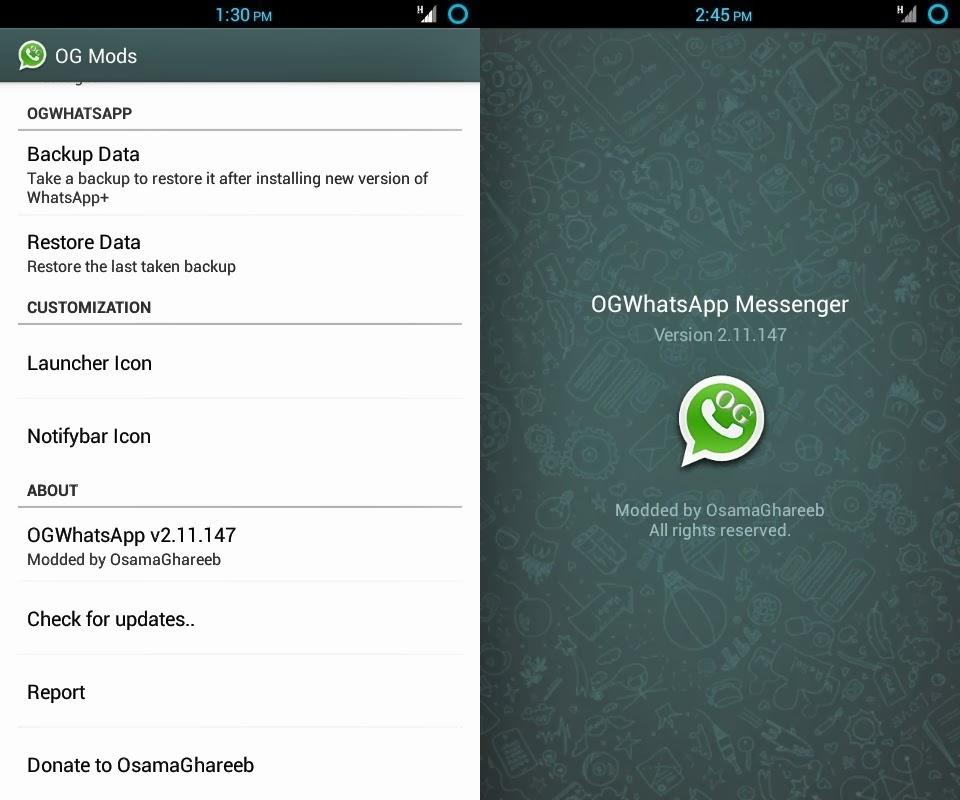 Hasil gambar untuk Tips Memasang Ulang Whatsapp di Android