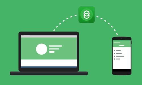 Cara Mengirim File di Android ke PC dengan ASUS Share Link