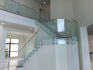 Jual Railing Tangga Kaca Minimalis Lumajang Balkon Per Meter