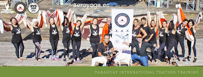 FORMACION AERO YOGA INTERNATIONAL LATINO AMERICA