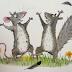 [Reseña libro] Cyril y Renata de Emily Gravett: Un bello cuento sobre la amistad para primeros lectores