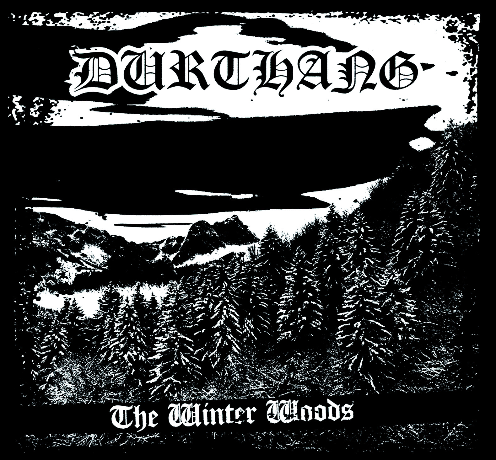 DURTHANG - The Winter Woods