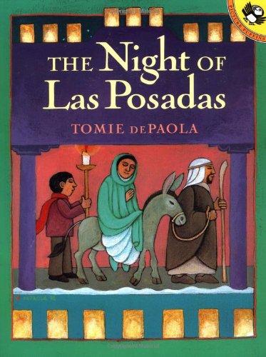 Mommy Maestra: The Night of Las Posadas Read Aloud