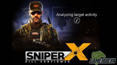 SNIPER X FEAT JASON STATHAM MOD APK 1.1.0