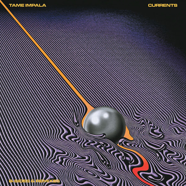 Tame Impala - Currents B-Sides & Remixes - EP  Cover