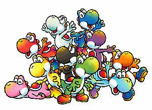Nintendo Developing New Yoshi Game For Nintendo Switch