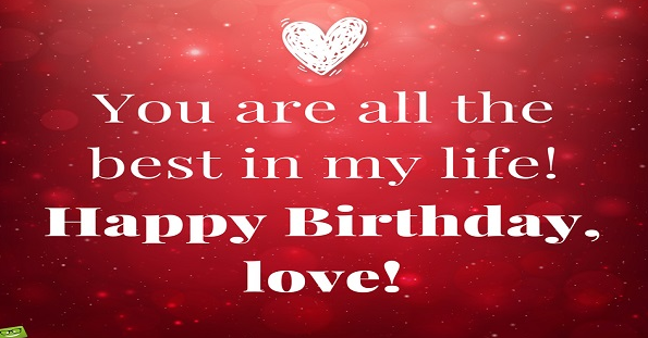 Long Birthday Messages For Boyfriend