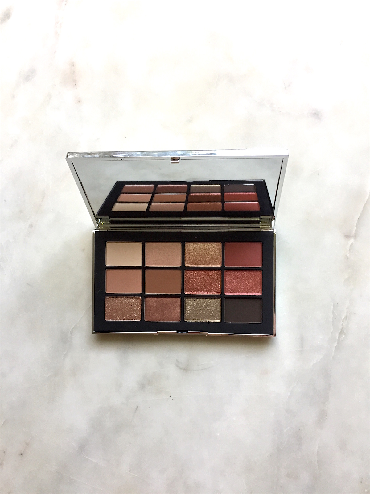 NARS Wanted Palette: A quick review