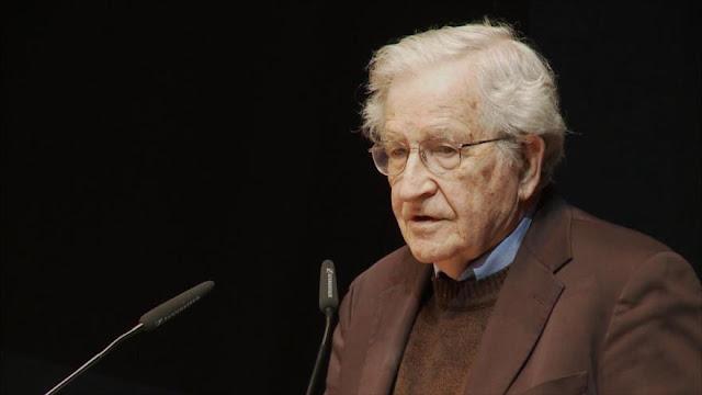Chomsky: El llamado 'sueño americano' es ya una ilusión