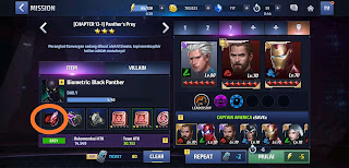 Tutorial Cara Mudah Farming Norn Stone Marvel Future Fight