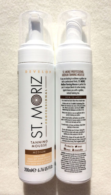 ST MORIZ PROFESSIONAL - Tanning Mousse - Medium