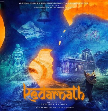 Kedarnath new upcoming movie first look, Poster of Sushant Singh Rajput, Sara Ali Khan download first look Poster, release date