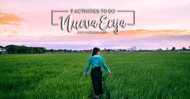 what to do in nueva ecija