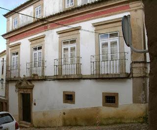 BUILDING / Casa Rua Nova, n.24, Castelo de Vide, Portugal