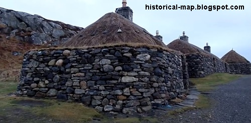 Blackhouse Village Scotland