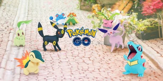 Todos os Pokémons presentes em Pokémon Go